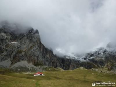 Corazón de Picos de Europa;sinonimo de montaña valles de los pirineos sierra guadalajara ruta lago